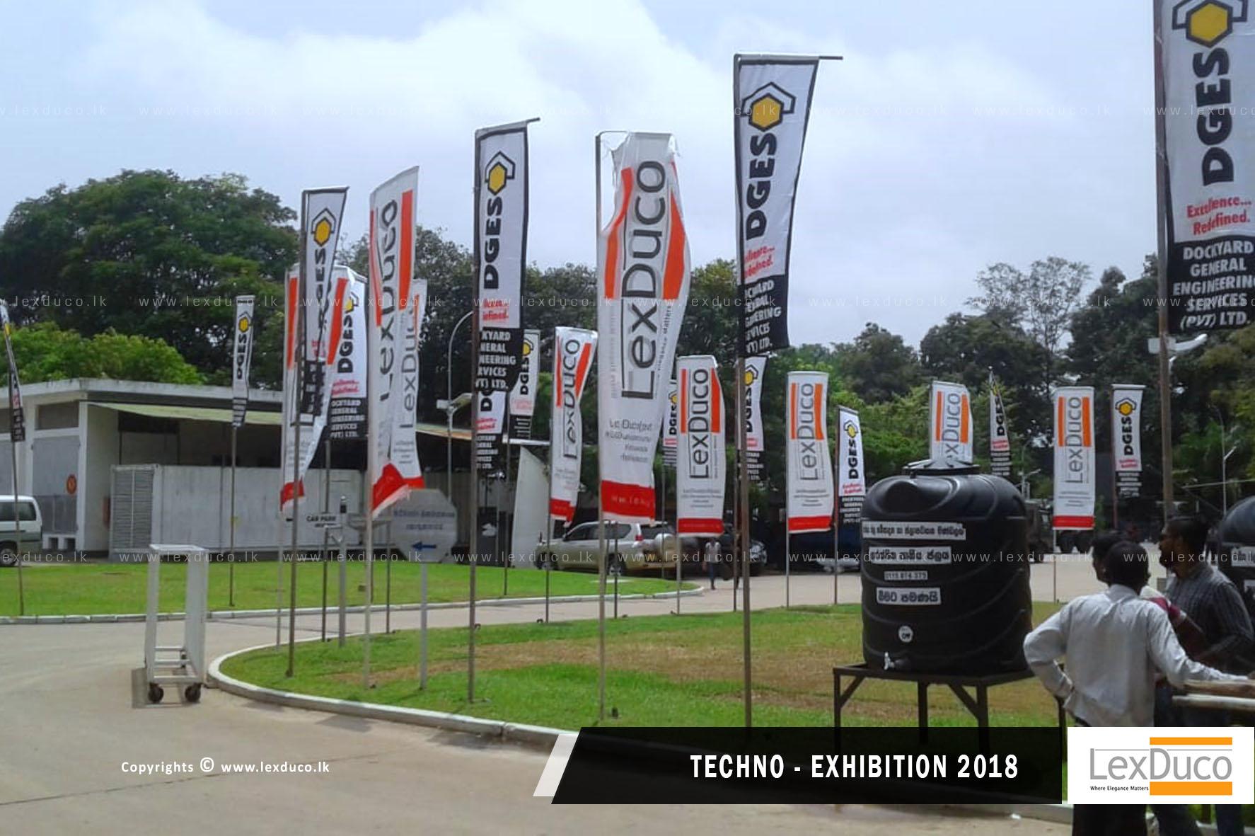 Techno Exhibition - 2018 | Lex Duco
