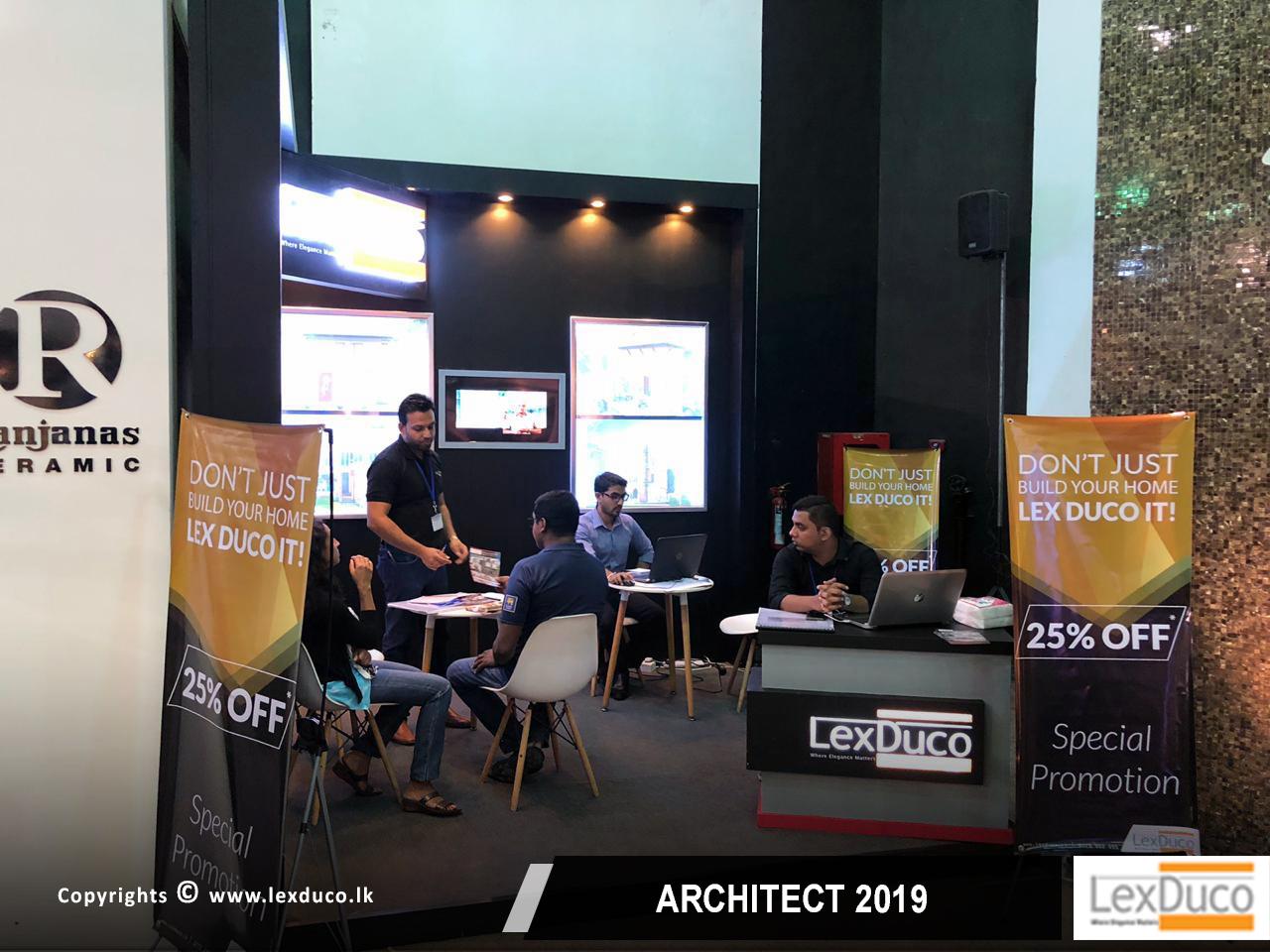 Architect 2019  | Lex Duco