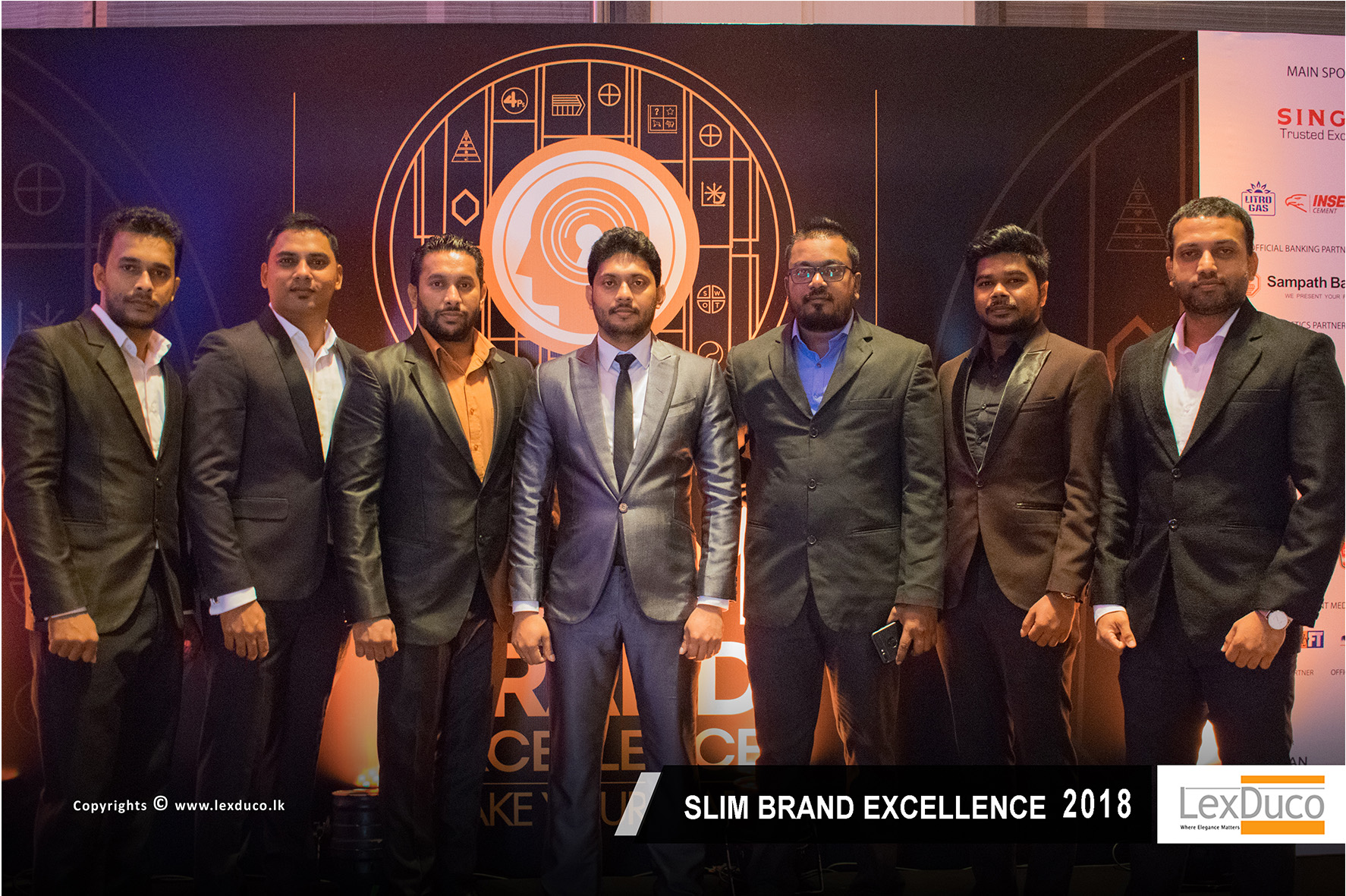 SLIM BRAND EXCELLENCE 2018   | Lex Duco