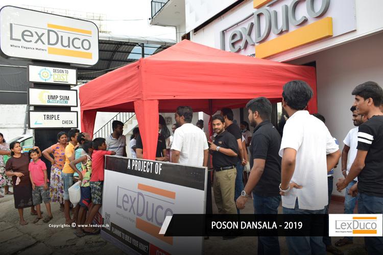 Poson Dansala - 2019 | Lex Duco