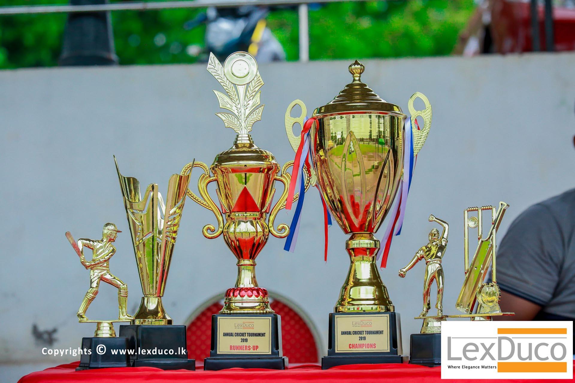 Lex Duco Annual Cricket Tournament - 2019 | Lex Duco