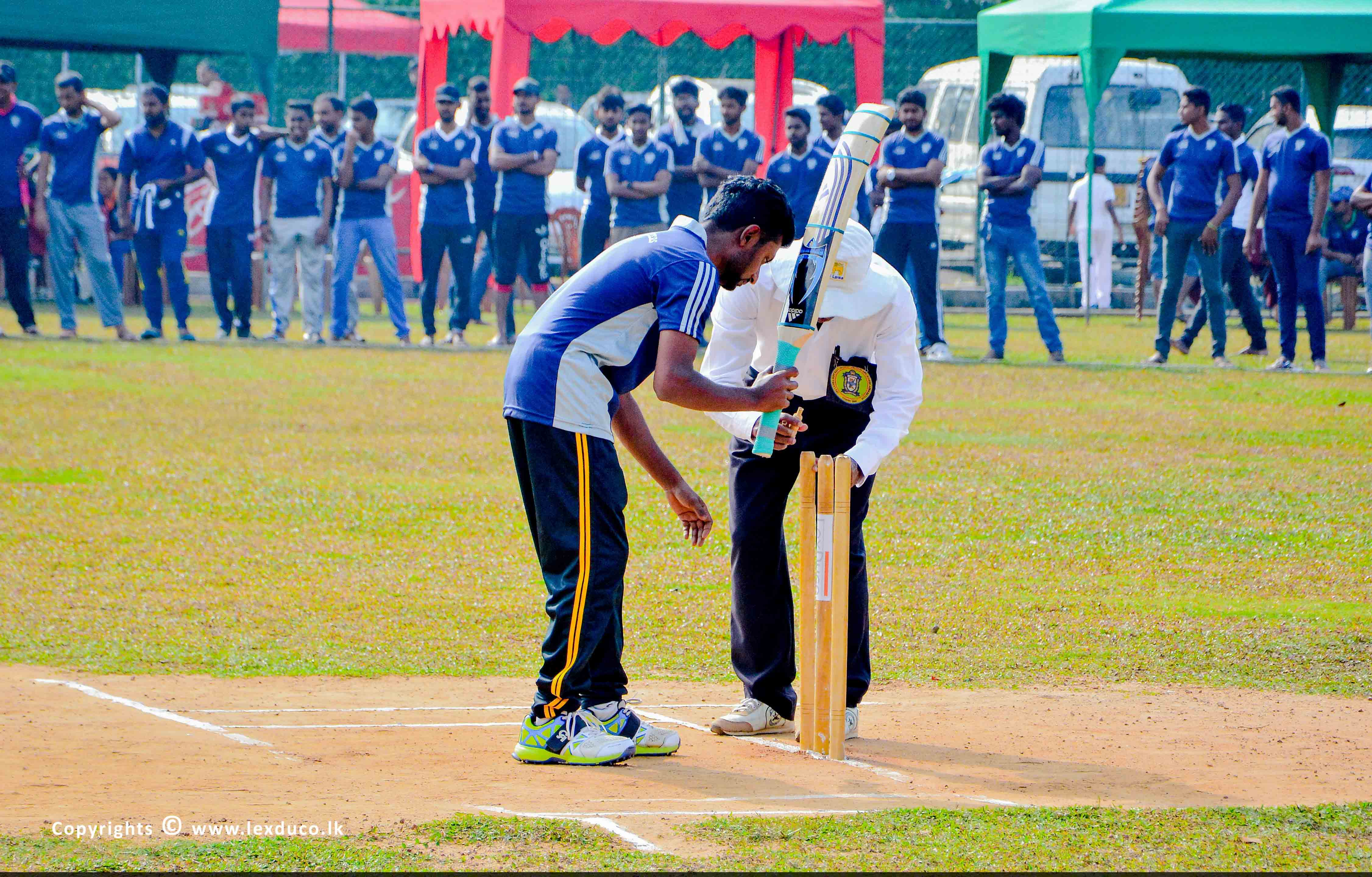 Lex Duco Annual Cricket Tournament - 2016 | Lex Duco