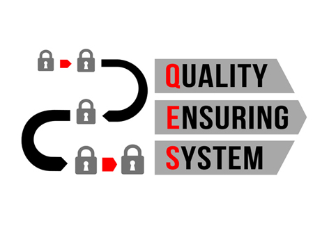 Quality Ensuring System