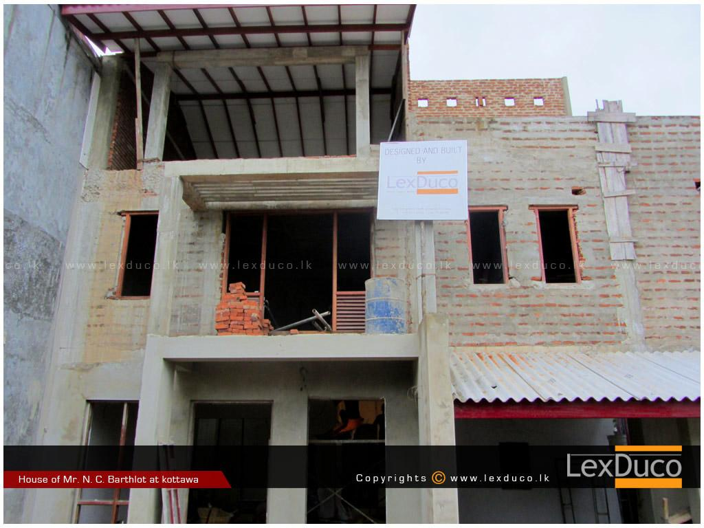 Residential Housing Project at Kottawa | Lex Duco