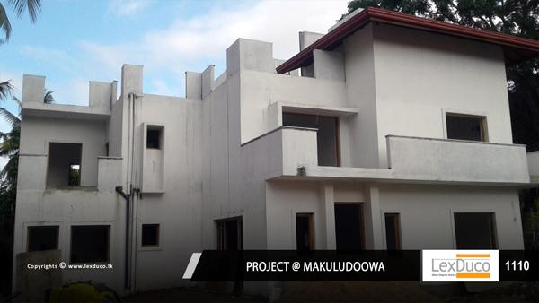 Residential Housing Project at Makuludoowa | Lex Duco