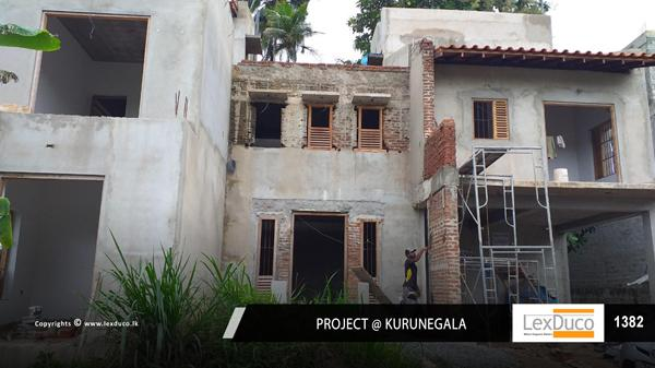 Residential Housing Project at Kurunegala | Lex Duco