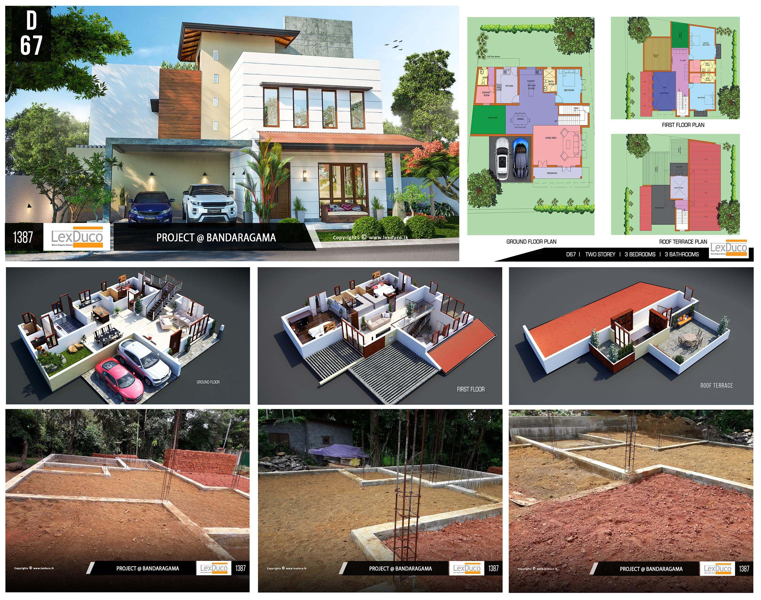 Residential Housing Project at Bandaragama | Lex Duco
