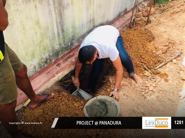 Residential Housing Project at Panadura | Lex Duco