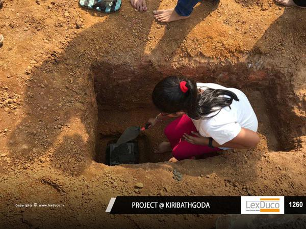 Residential Housing Project at Kiribathgoda | Lex Duco