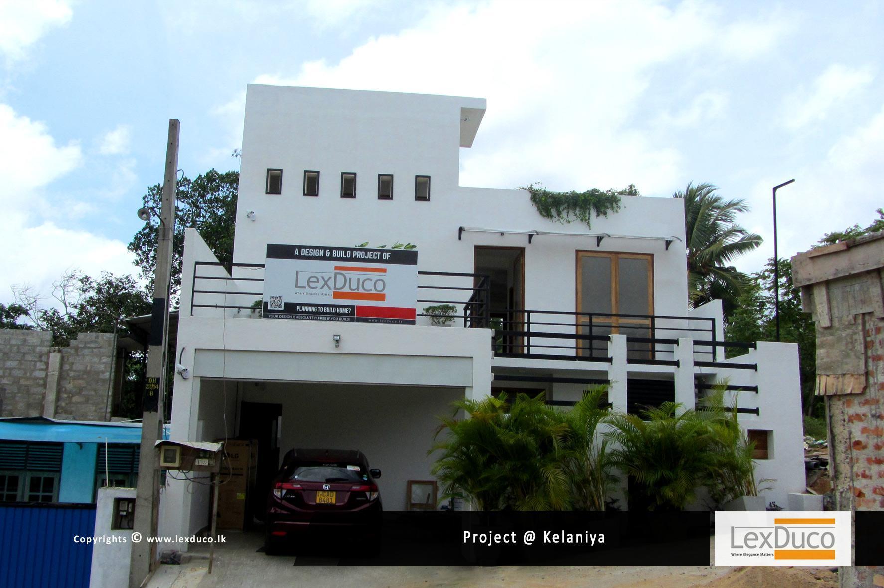Residential Housing Project at Kelaniya | Lex Duco