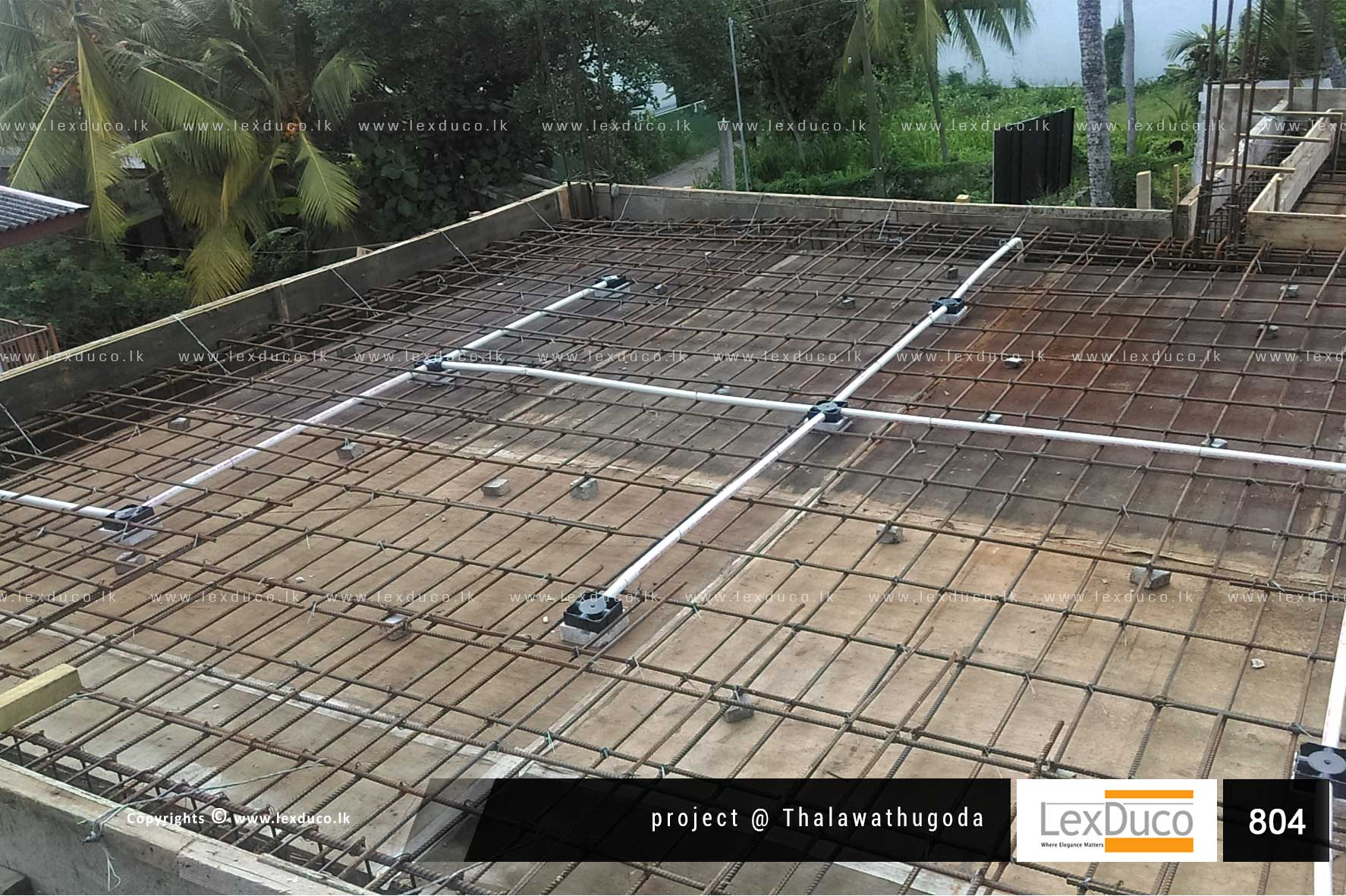 Residential Housing Project at Thalawathugoda | Lex Duco