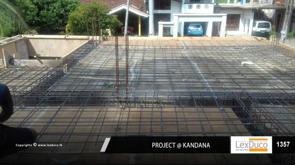 Residential Housing Project at Kandana | Lex Duco