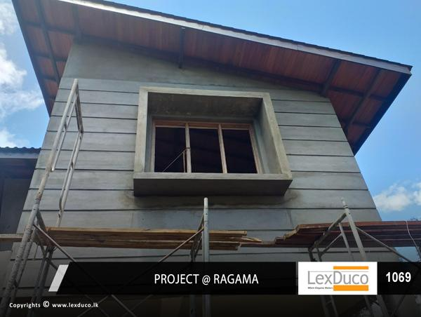 Residential Housing Project at Ragama   Lex Duco