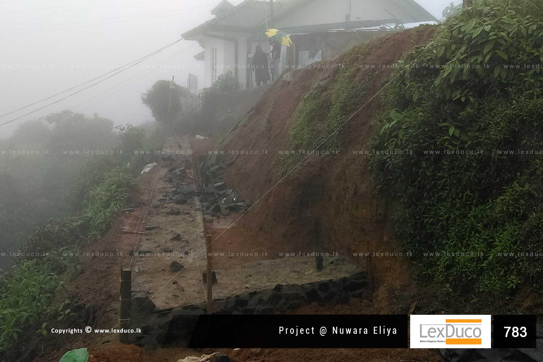 Residential Housing Project at Nuwara Eliya | Lex Duco