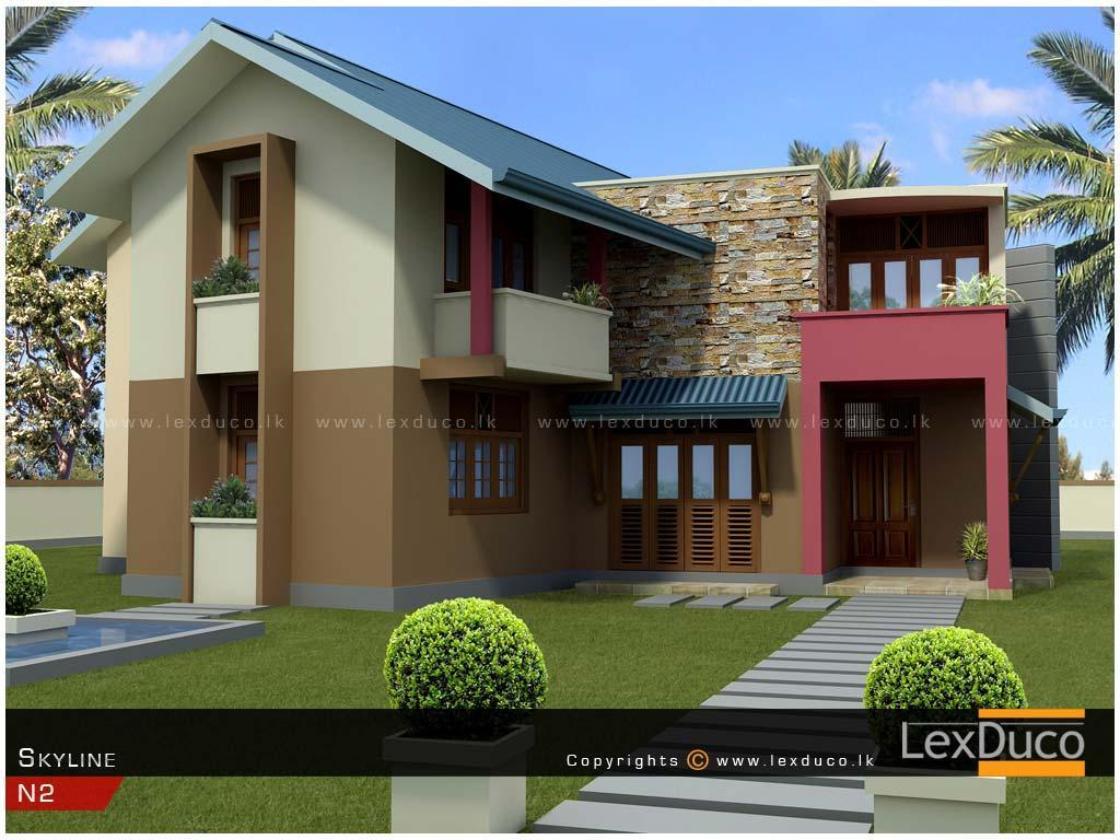 #1 House Builders in Sri Lanka | #1 Home/ House Design