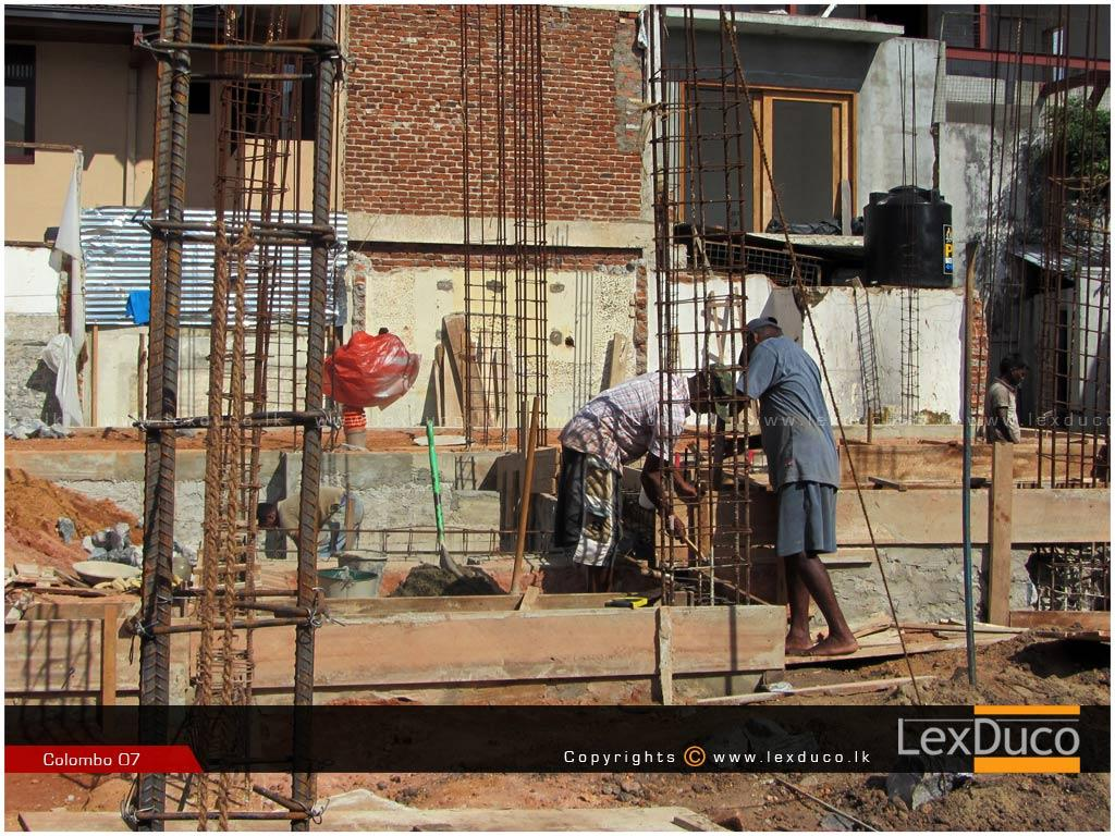 Residential Housing Project at Colombo | Lex Duco