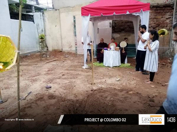 Residential Housing Project at Colombo 02 | Lex Duco