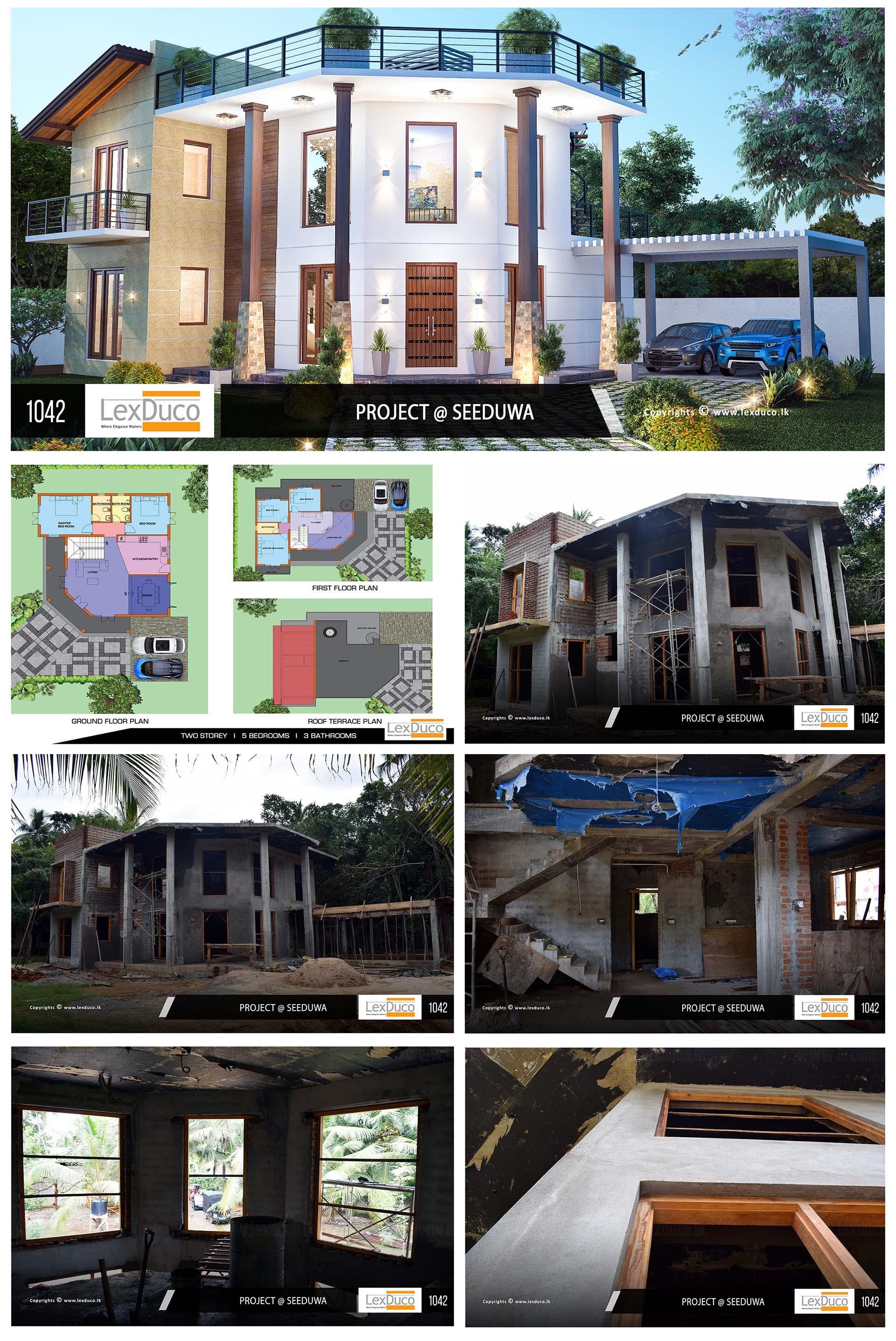 Residential Housing Project at Seeduwa | Lex Duco