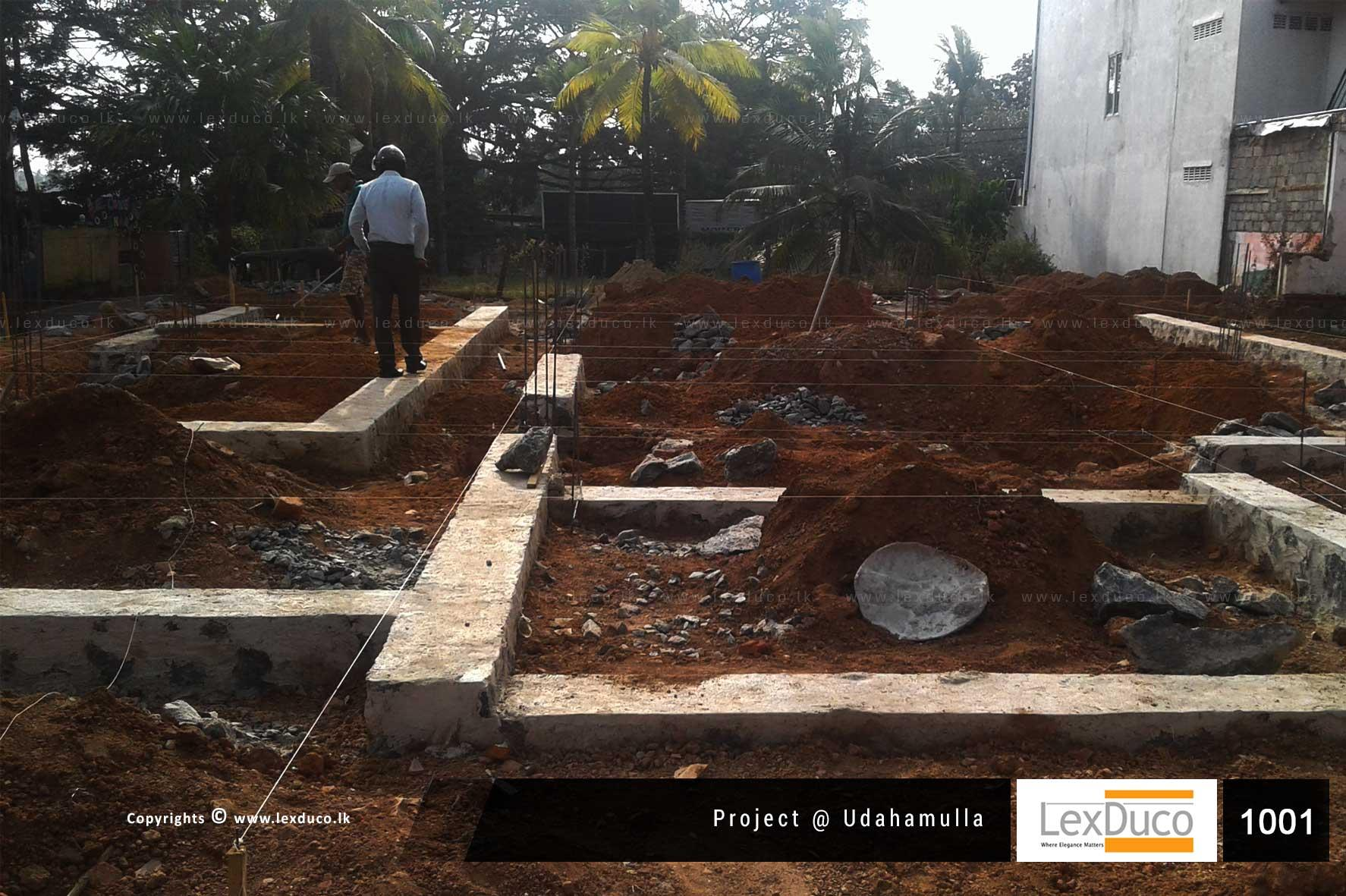 Residential Housing Project at Udahamulla | Lex Duco