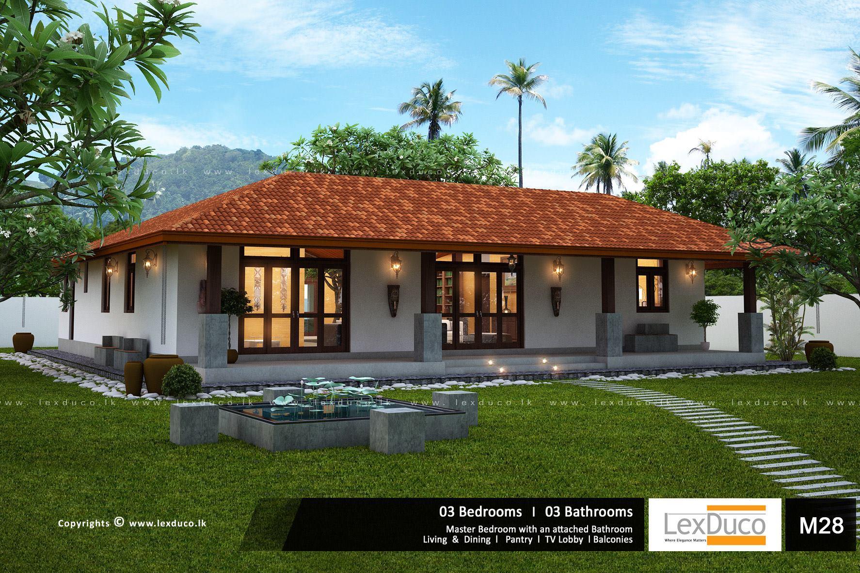 #1 House Builders in Sri Lanka | #1 Home/ House Design