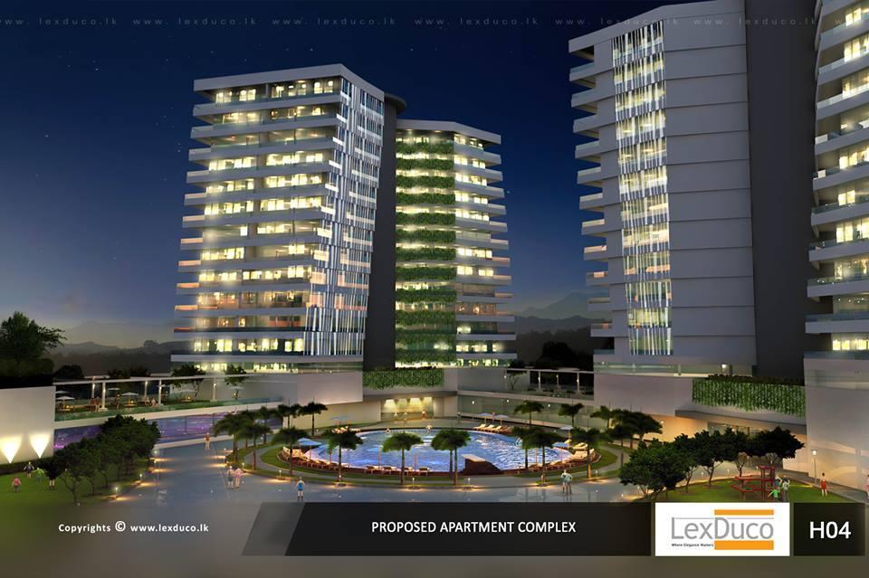 Proposed Apartment Complex | Lex Duco