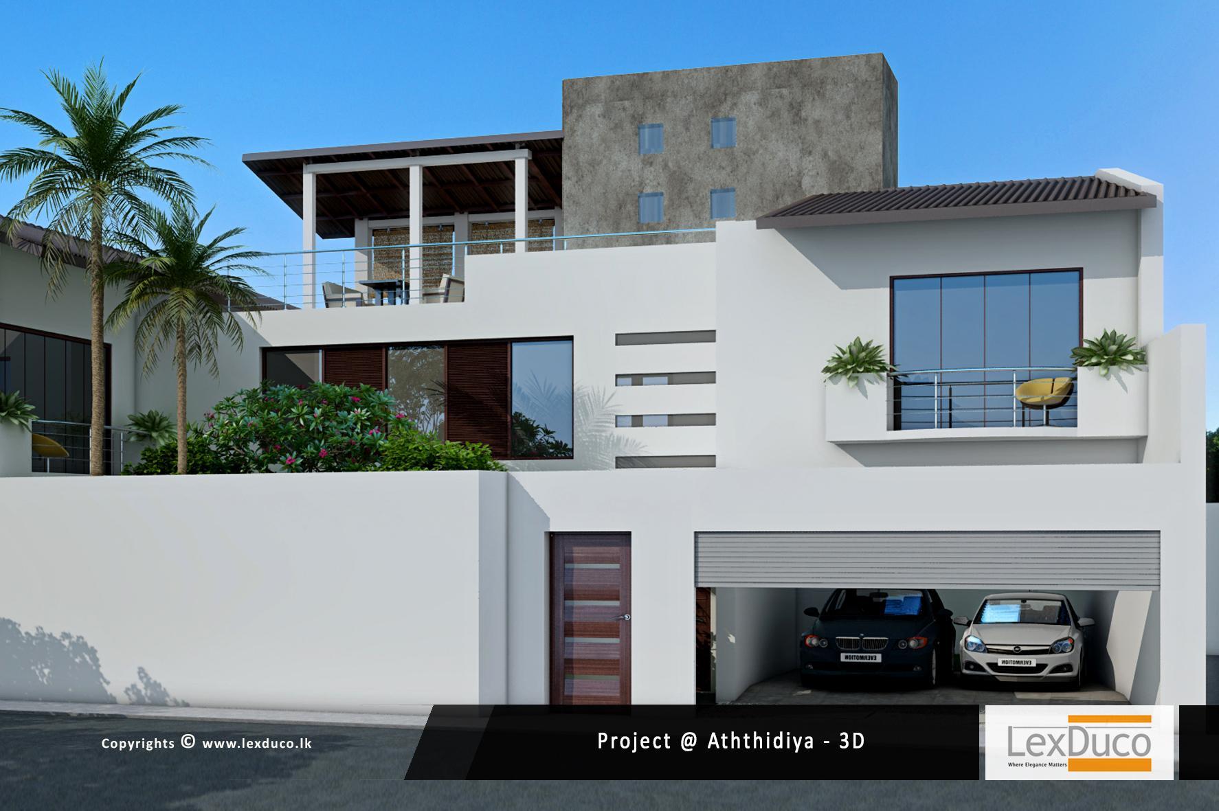 Residential Housing Project at Attidiya | Lex Duco