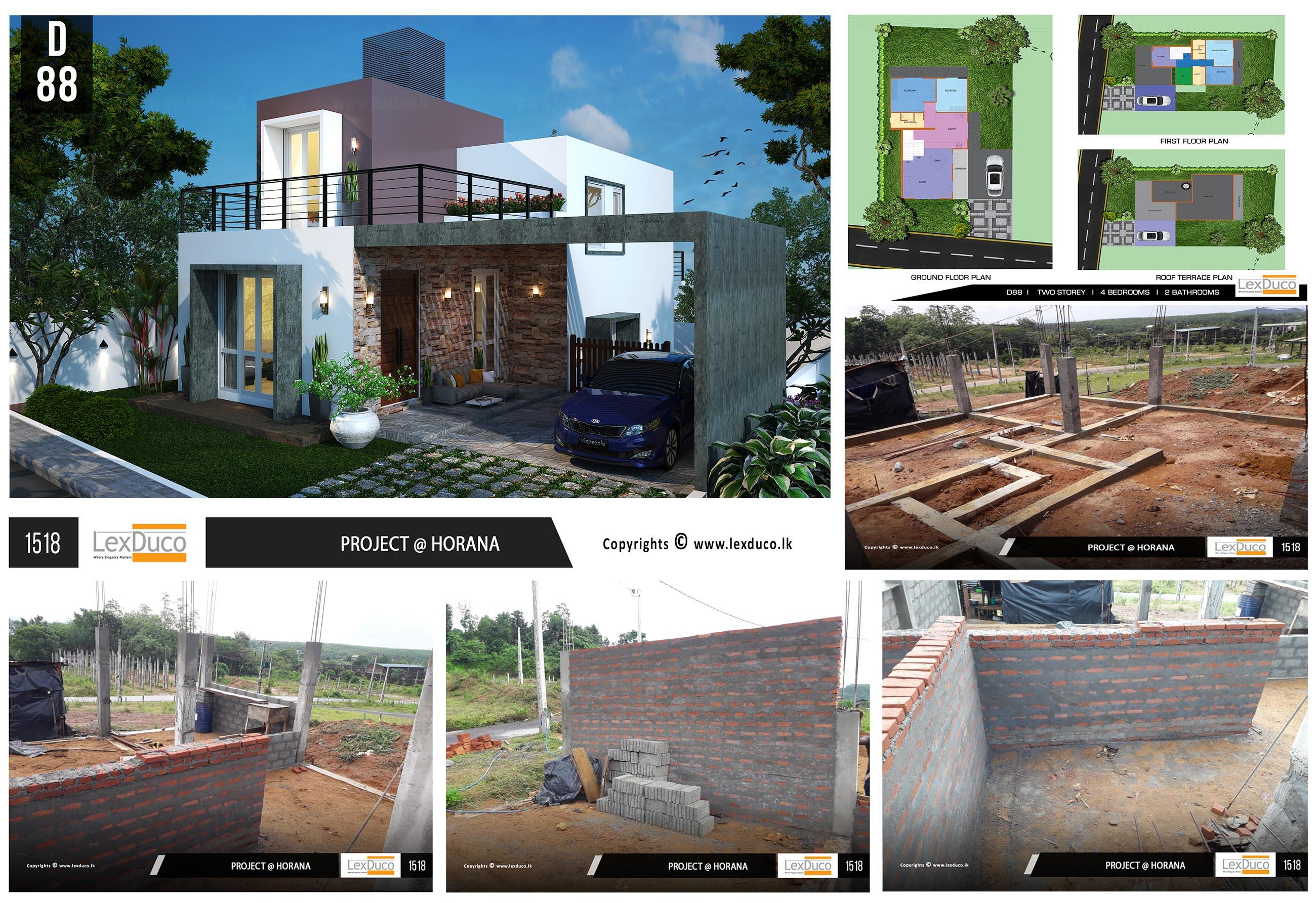 Residential Housing Project at Horana | Lex Duco