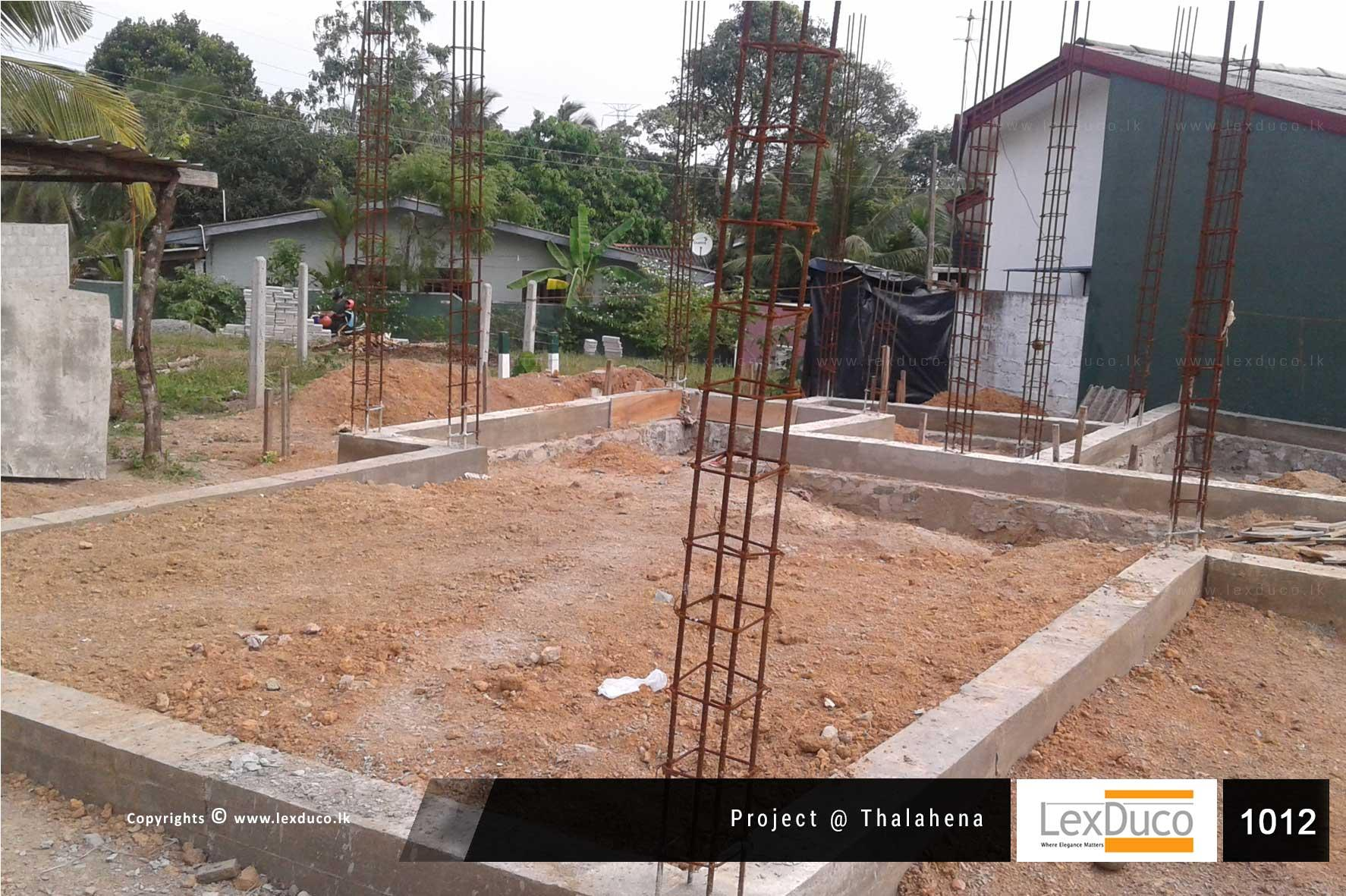 Residential Housing Project at Thalahena | Lex Duco