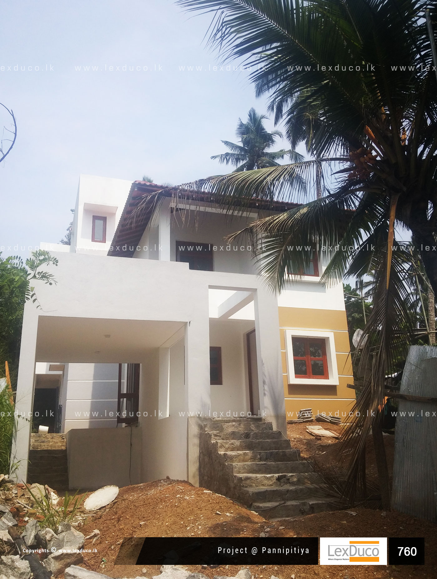 Residential Housing Project at Pannipitiya   Lex Duco