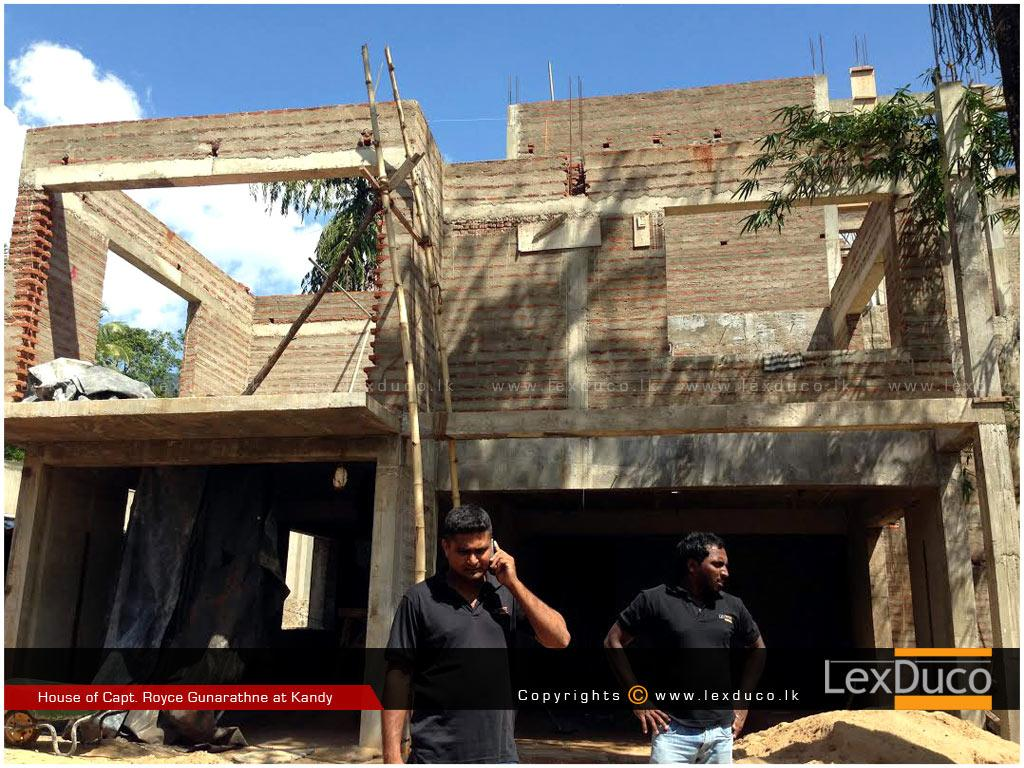 Residential Housing Project at Kandy | Lex Duco