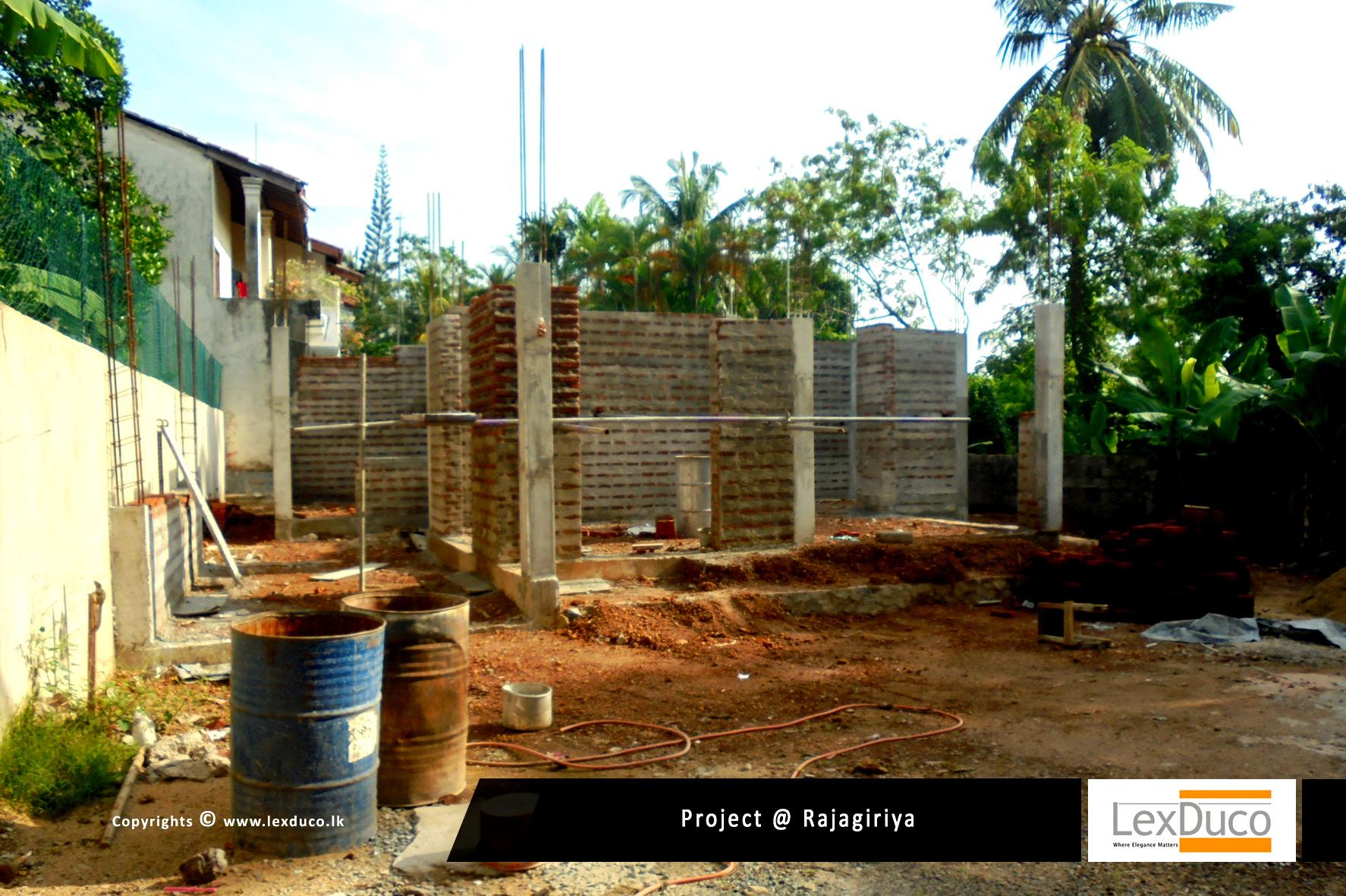 Residential Housing Project at Rajagiriya | Lex Duco