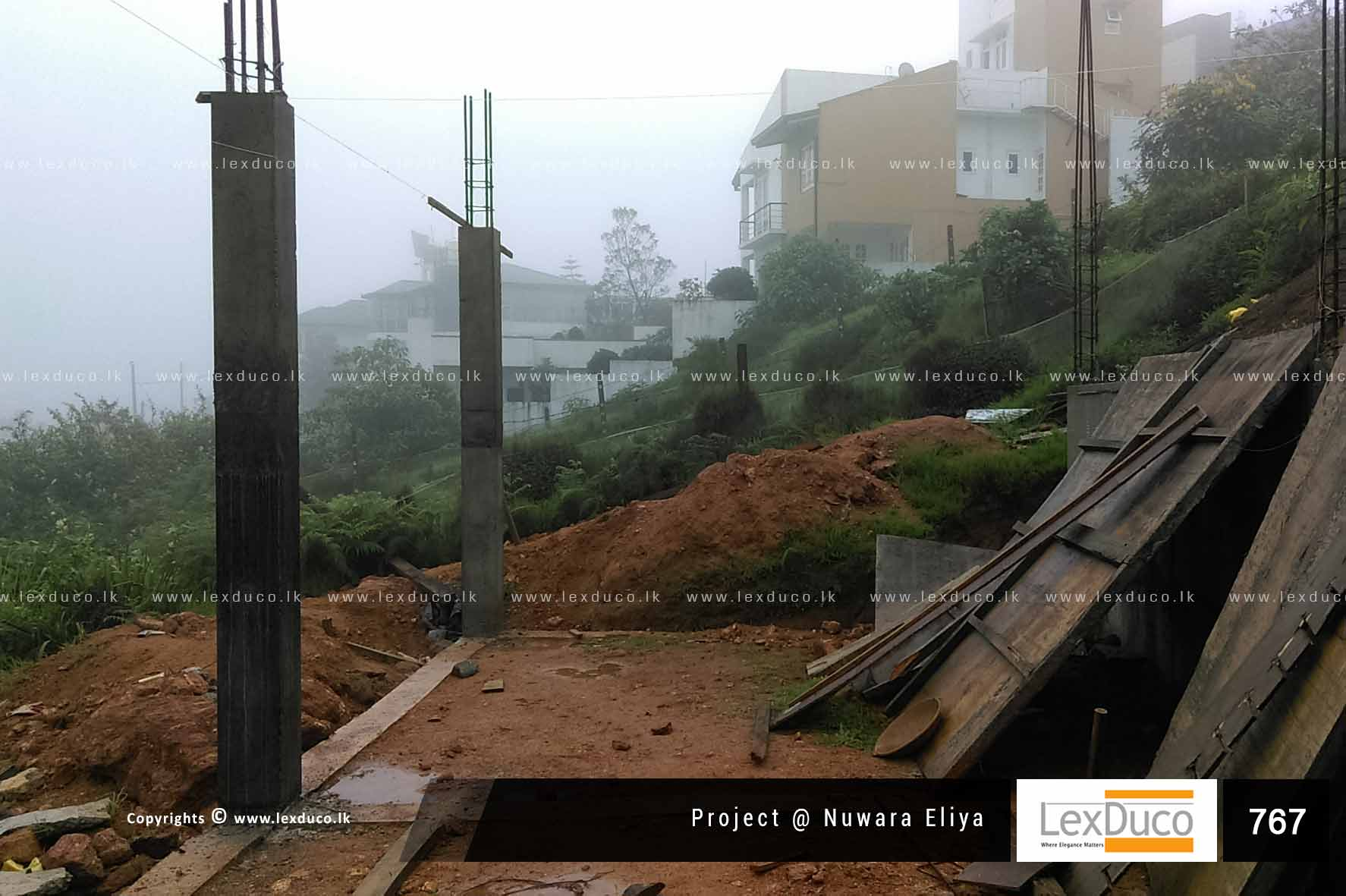Residential Housing Project at Nuwara Eliya | Lex Duco