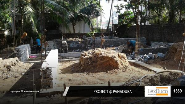Residential Housing Project at Panadura   Lex Duco