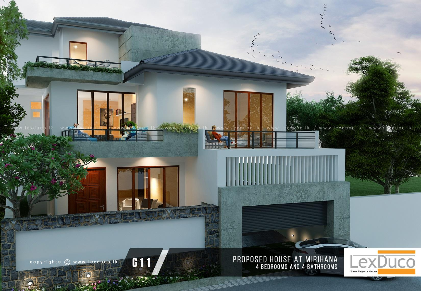 1 House Builders In Sri Lanka 1 Home House Design