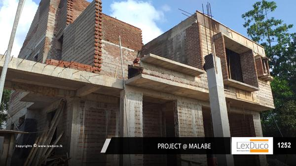 Residential Housing Project at Malabe | Lex Duco