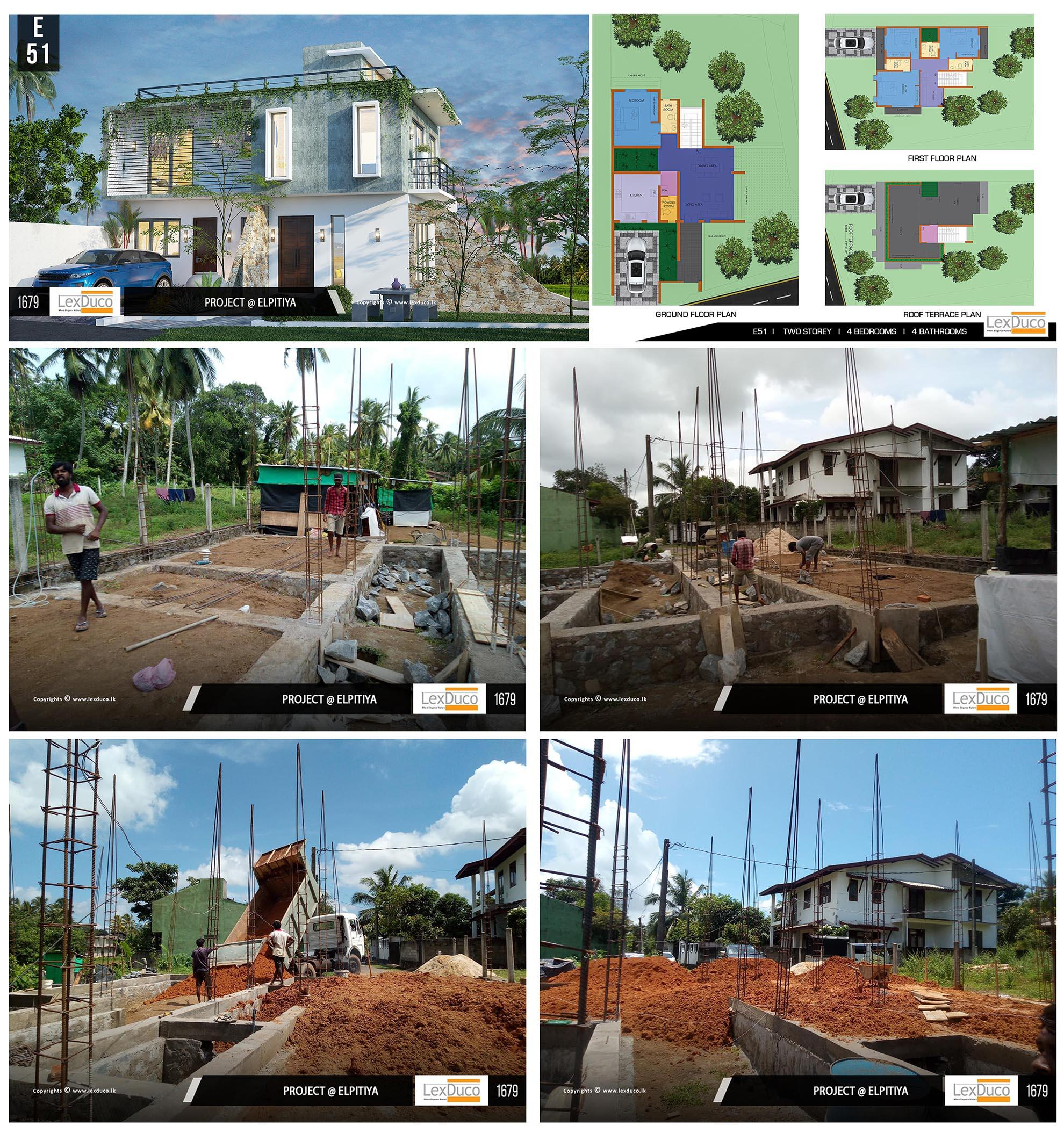 Residential Housing Project at Elpitiya | Lex Duco