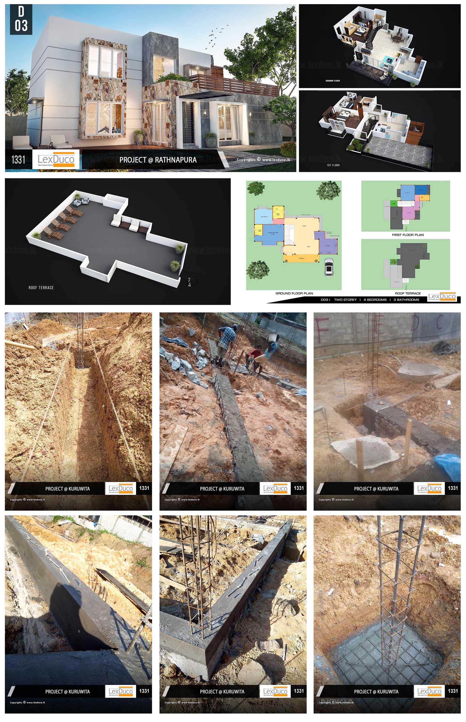 Residential Housing Project at Kuruwita | Lex Duco