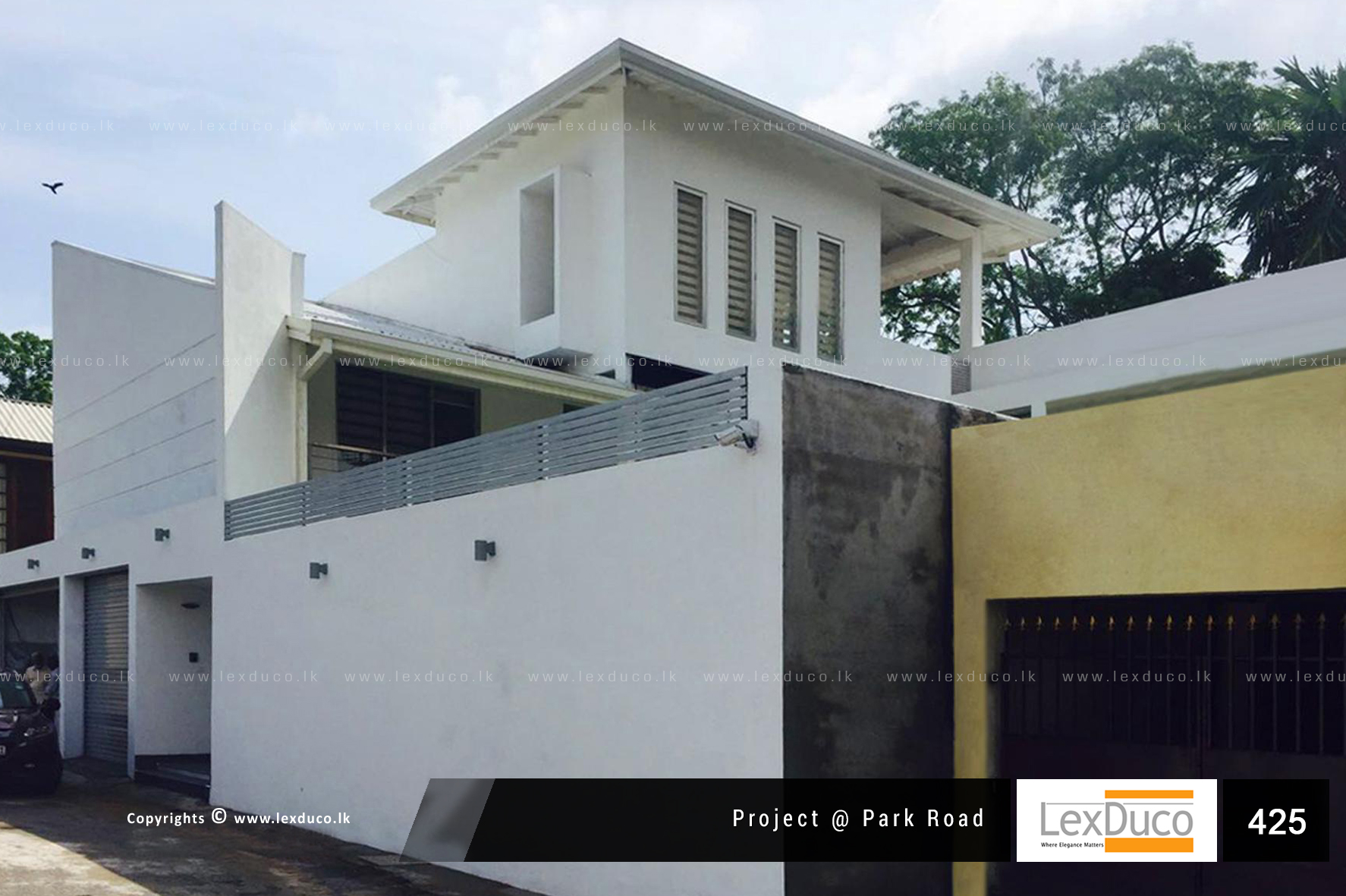 Residential Housing Project at Park Road | Lex Duco