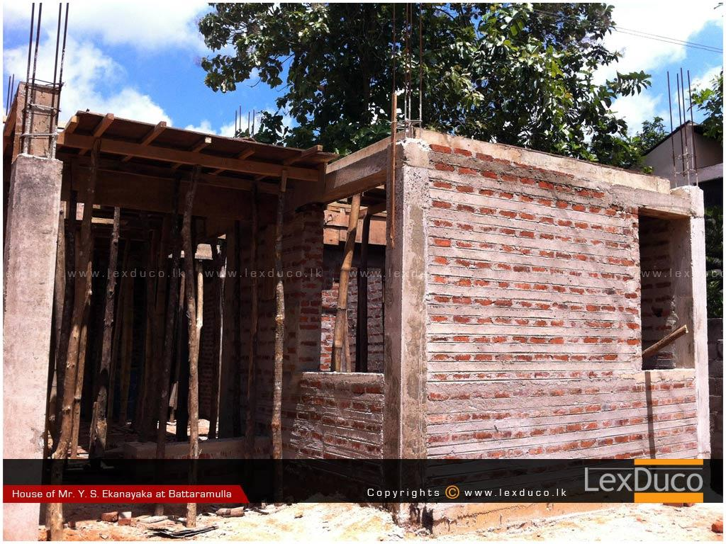 Residential Housing Project at Battaramulla | Lex Duco