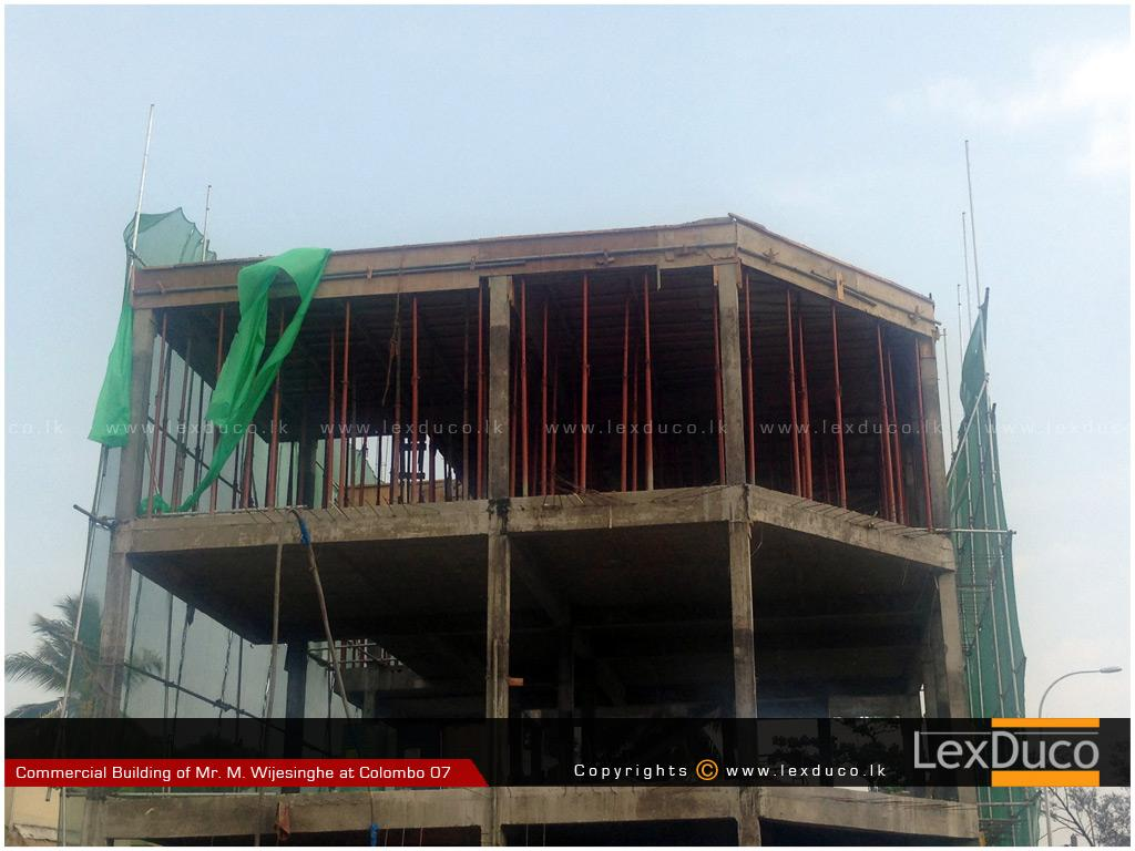 Commercial Building Project at Colombo | Lex Duco