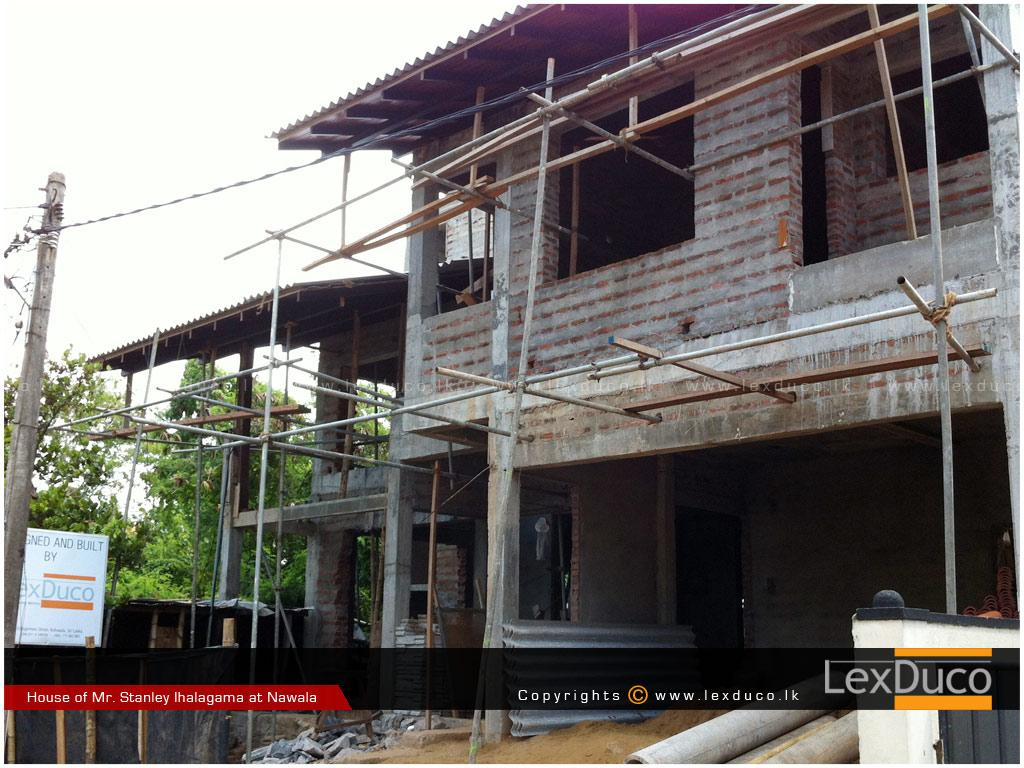 Residential Housing Project at Nawala | Lex Duco