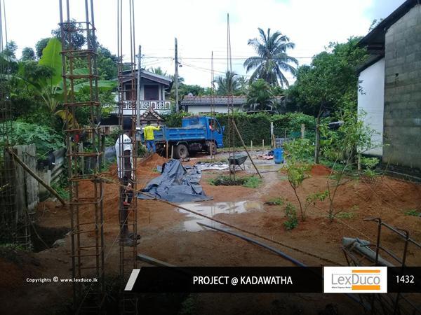 Residential Housing Project at Kadawatha | Lex Duco