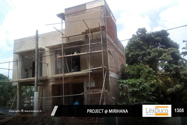 Residential Housing Project at Mirihana | Lex Duco