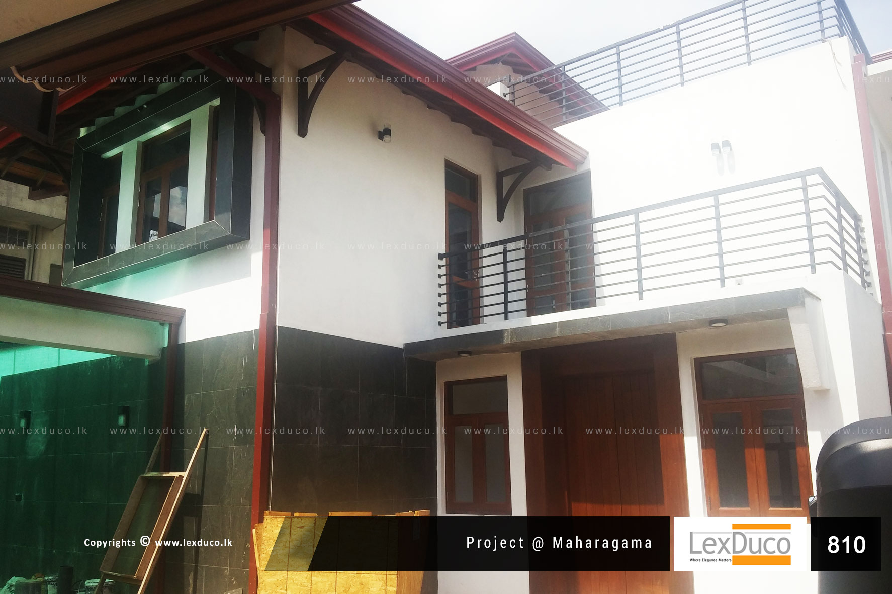 Residential Housing Project at Maharagama | Lex Duco