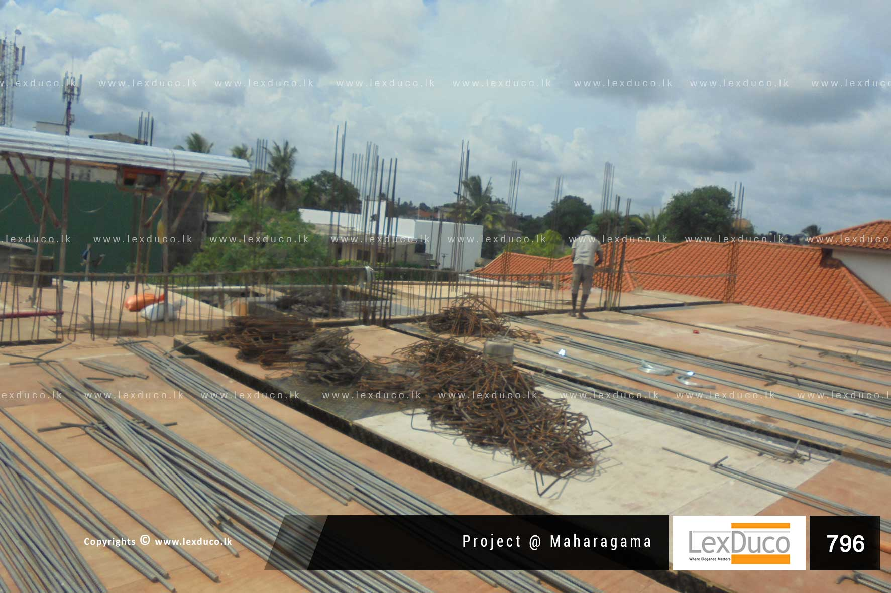 Commercial Building Project at Maharagama | Lex Duco