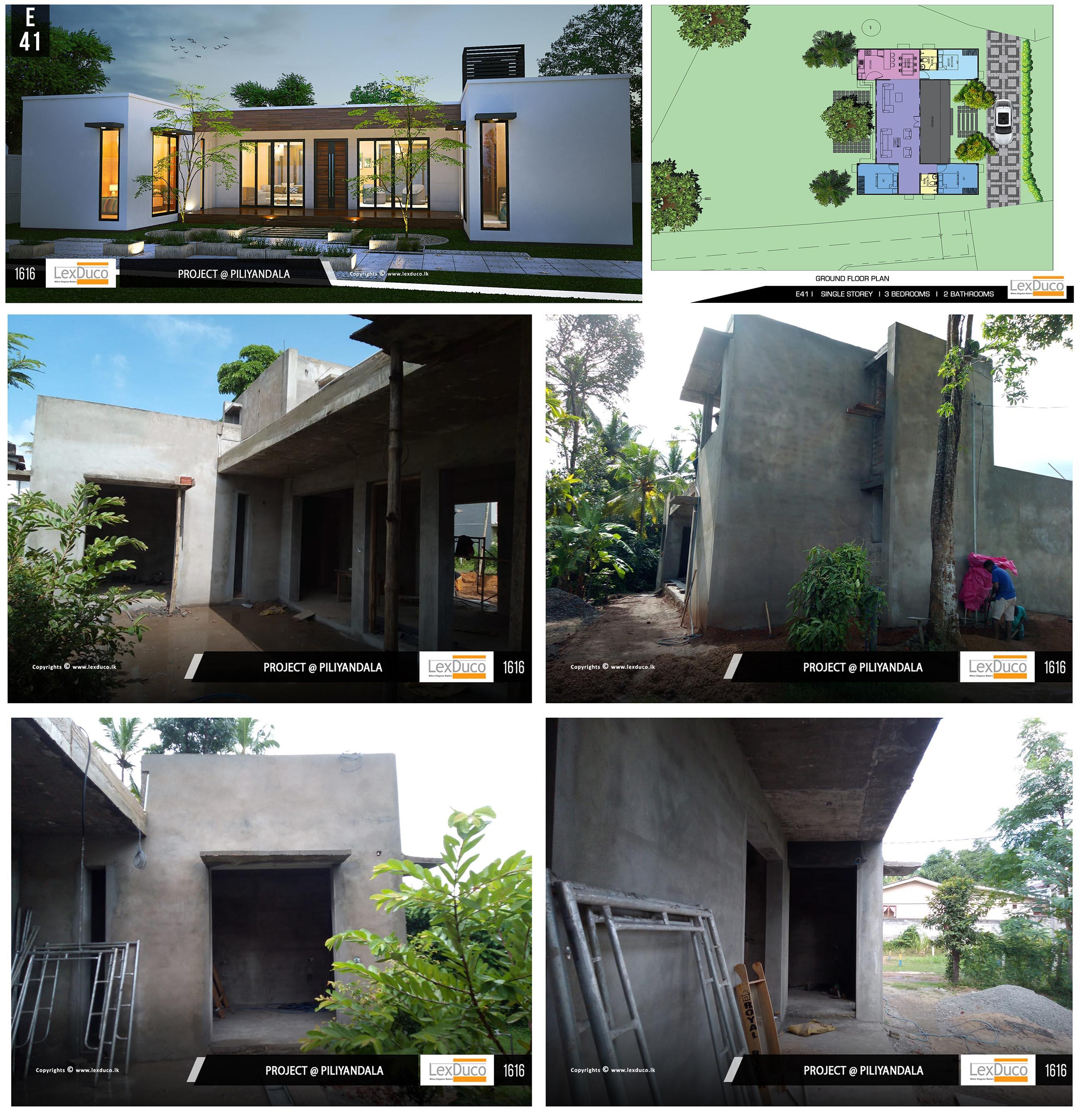 Residential Housing Project at Piliyandala   Lex Duco
