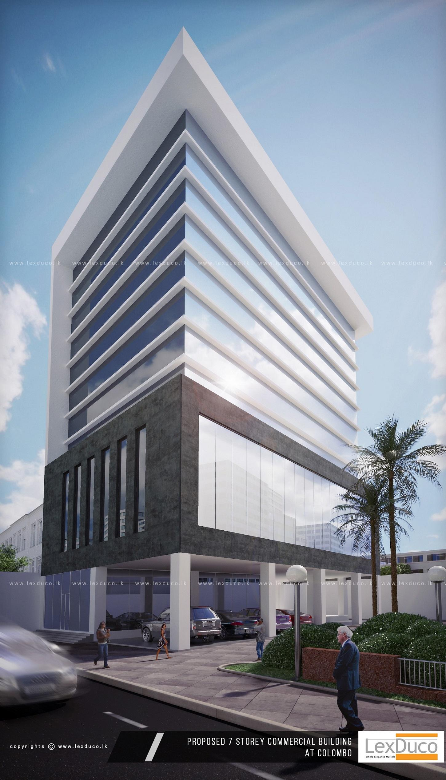 Proposed Commercial Building  | Lex Duco