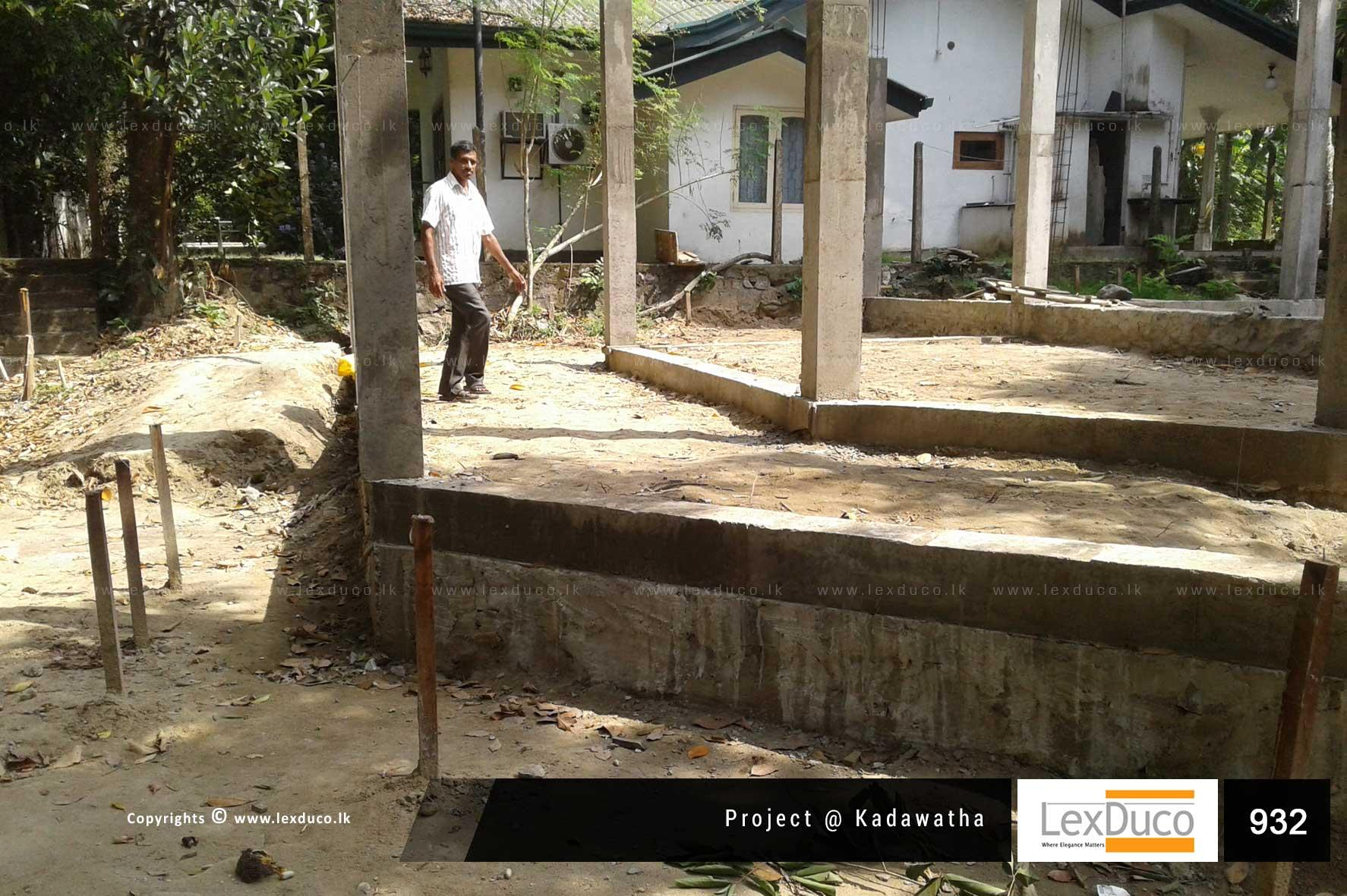 Residential Housing Project at Kadawatha | Lex Duco