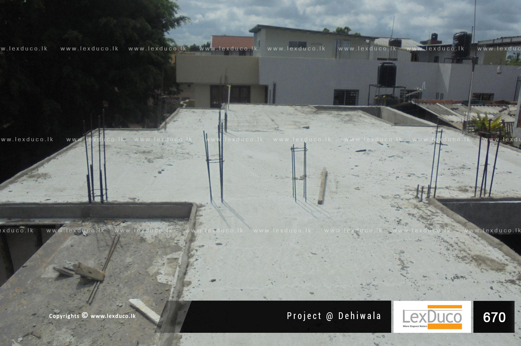 Residential Housing Project at Dehiwala | Lex Duco