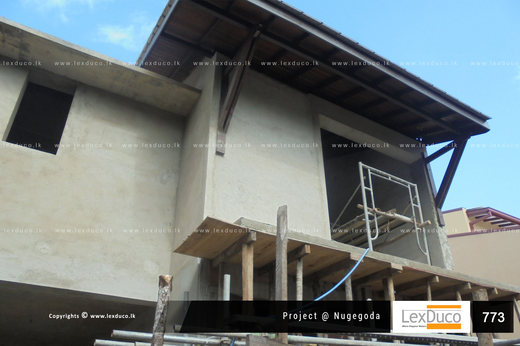Residential Housing Project at Nugegoda | Lex Duco